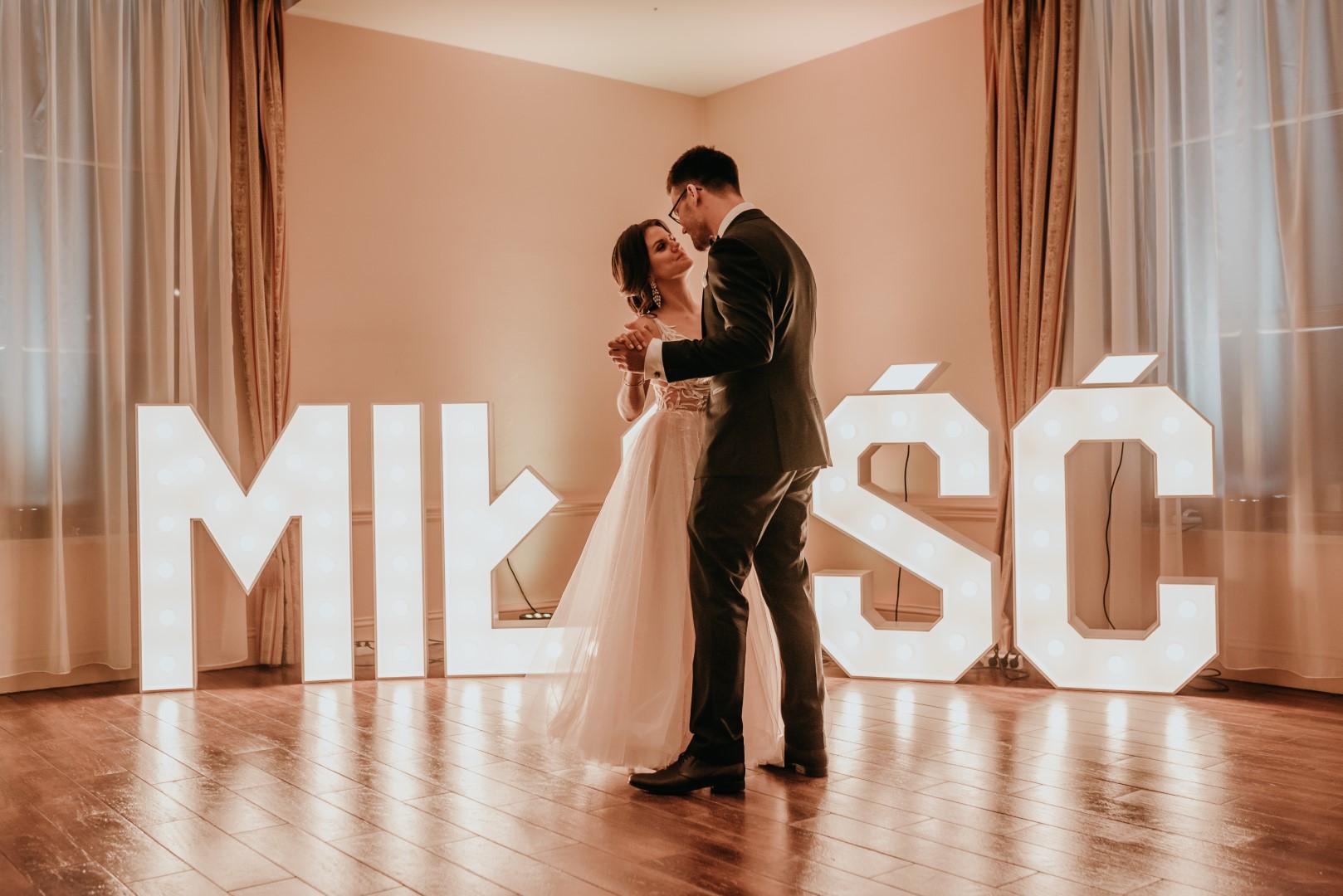 wesele w hotelu Chrobry