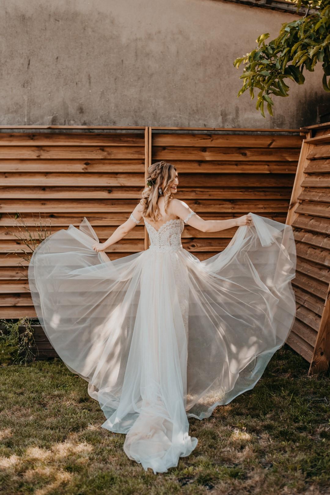 eliana kresa suknie ślubne, eliana kresa, rustykalna panna młoda