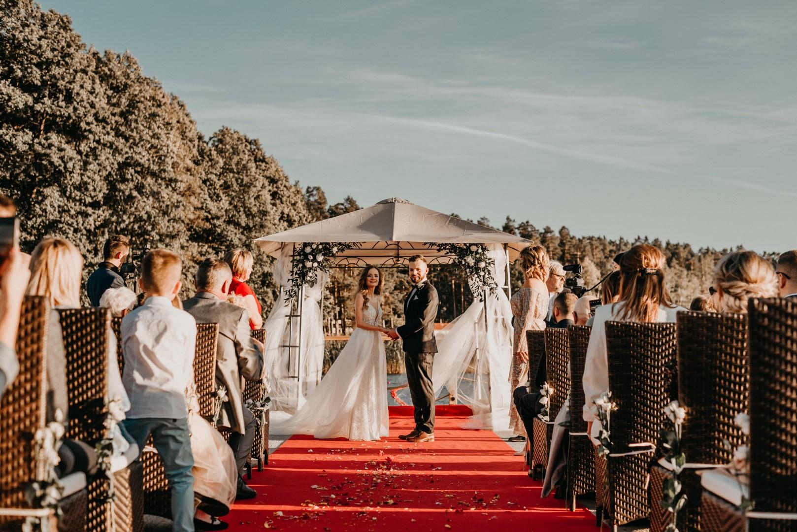 ślub humanistyczny na Mazurach